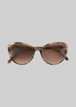 Dick Moby Zag Sunglasses | Grey Pebbles