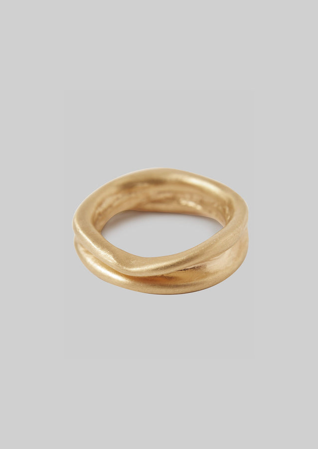 Emma Aitchison Swell Ring | Gold