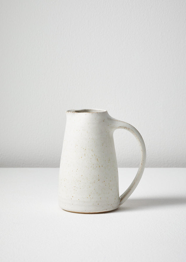 Lucy Rutter Small Jug | Chalk