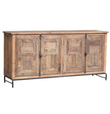 Geometric 4 Door Sideboard