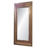 Solid Oak Mirror-Natural 1000*2000