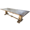 Dutch Style Boatwood Dining Table