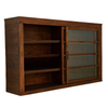 Pharmacy Reclaimed Wood Cabinet