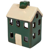 Forest Green Tea Light House
