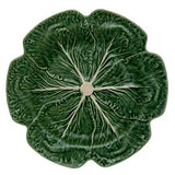Cabbage Charger Plate 30.5 Natural