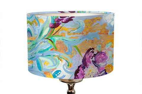 Small Foxglove Lampshade