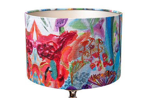 Small In Bloom Lampshade
