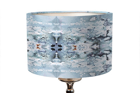 Small Misty Sea Lampshade
