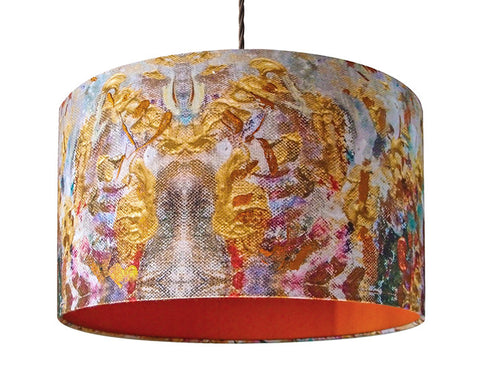 Contrast Inner Lampshades