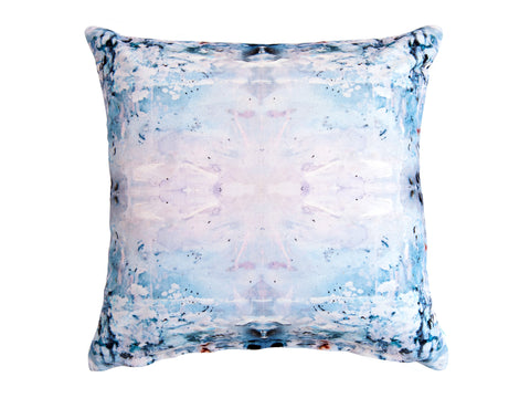 Misty Sea Velvet Cushion