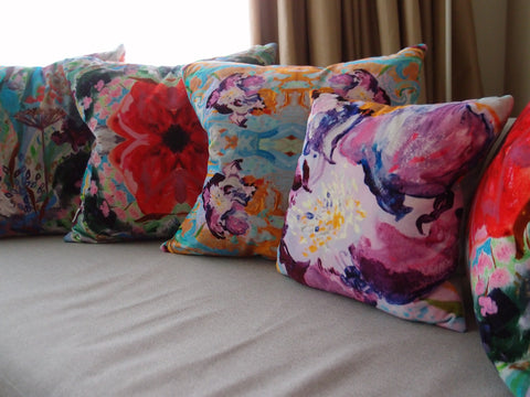 In Bloom Sofa & Chairs