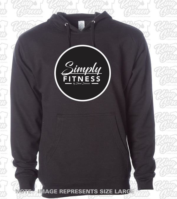SFbD Midweight Hooded Sweatshirt