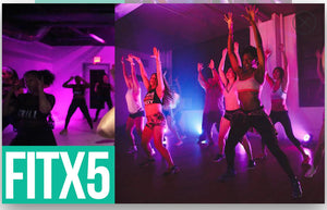 FITX5 hip hop fitcamp