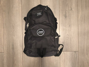 Branded backpack