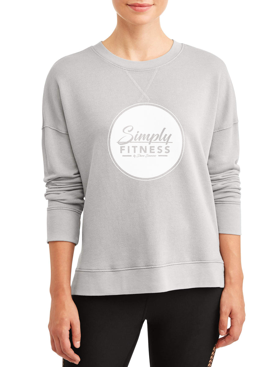 Oversized Signature Sweatshirt