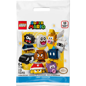 LEGO Super Mario Character Packs (71361) - Fuzzy
