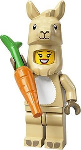 LEGO MINIFIGURES SERIES 20 71027 - Llama Costume Girl