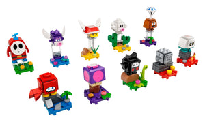 LEGO Super Mario Series 2 Character Packs (71386) - Complete Set of 10