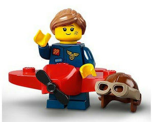 LEGO Series 21 Collectible Minifigures 71029 - Airplane Girl