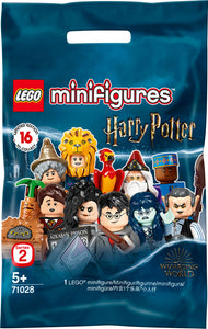 LEGO Harry Potter 2 MINIFIGURES SERIES 71028 - Complete Set of 16