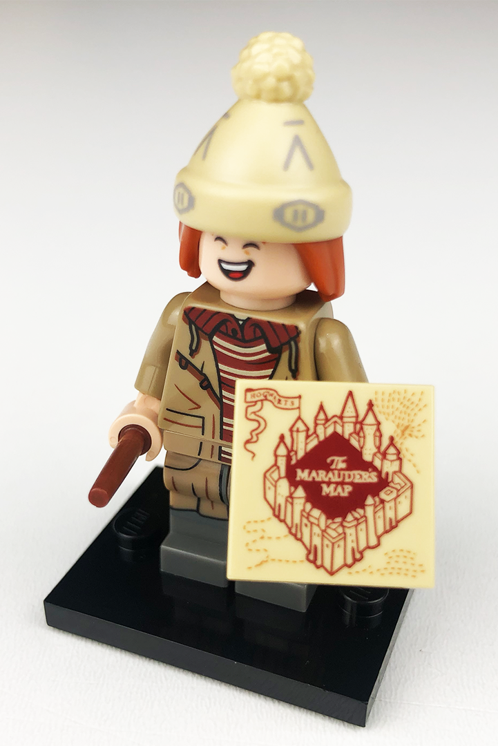 LEGO Harry Potter 2 MINIFIGURES SERIES 71028 - George Weasley