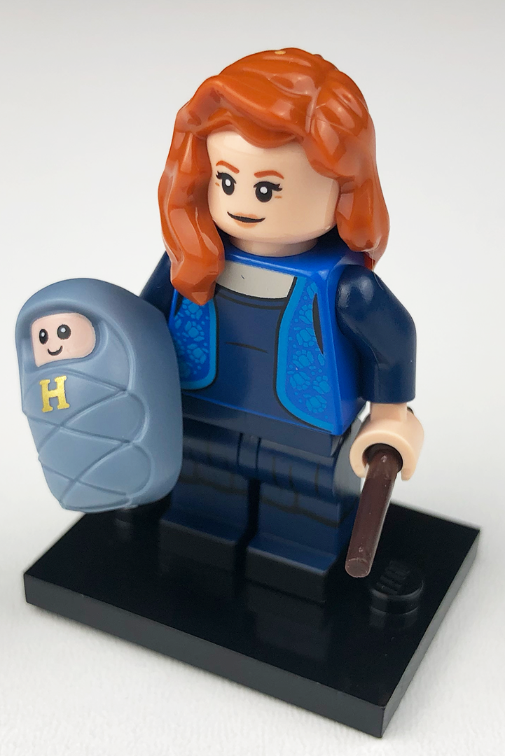 LEGO Harry Potter 2 MINIFIGURES SERIES 71028 - Lily Potter