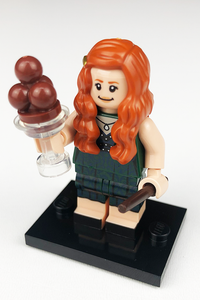 LEGO Harry Potter 2 MINIFIGURES SERIES 71028 - Ginny Weasley