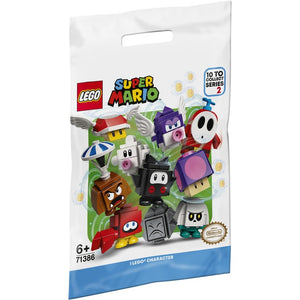 LEGO Super Mario Series 2 Character Packs (71386) - Spiny Cheep Cheep