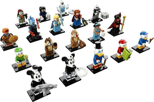 LEGO 71024 Disney Series 2 Collectible Minifigures - Complete Set of 18