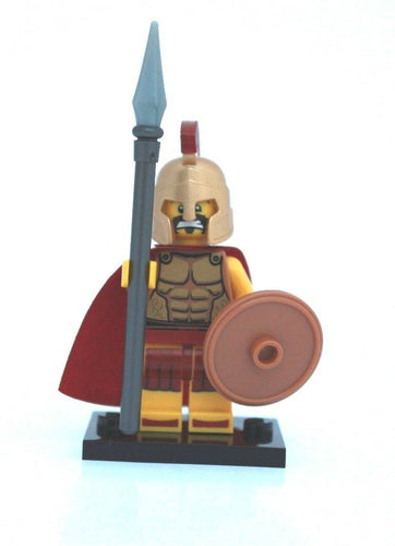 NEW LEGO MINIFIGURES SERIES 2 8684 - Spartan Warrior