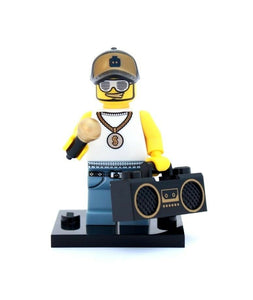 NEW LEGO MINIFIGURES SERIES 3 8803 - Rapper