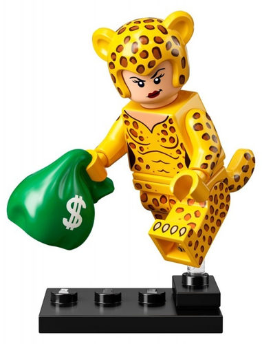 NEW DC SUPER HEROES LEGO MINIFIGURES SERIES 71026 - Cheetah