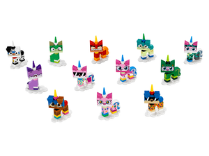 LEGO Collectible Unikitty TV Series Sealed Box Case of 60 Minifigures 41775