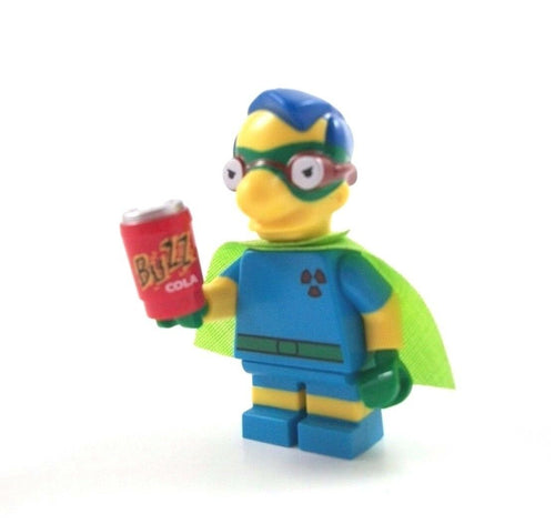 NEW LEGO 71009 MINIFIGURES SERIES Simpons Series 2 - Milhouse as Fallout Boy