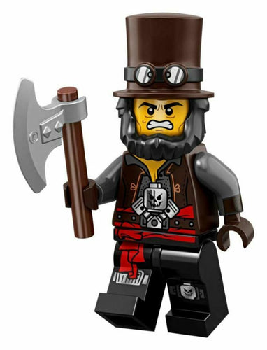 LEGO Minifigures Series Movie 2 / Wizard of Oz 71023 - Apocalypseburg Abe