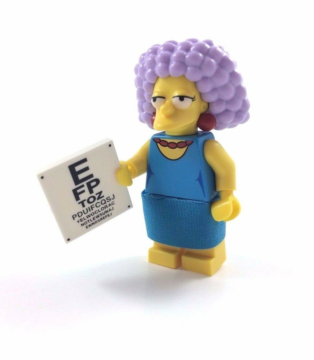 NEW LEGO 71009 MINIFIGURES SERIES Simpons Series 2 - Selma