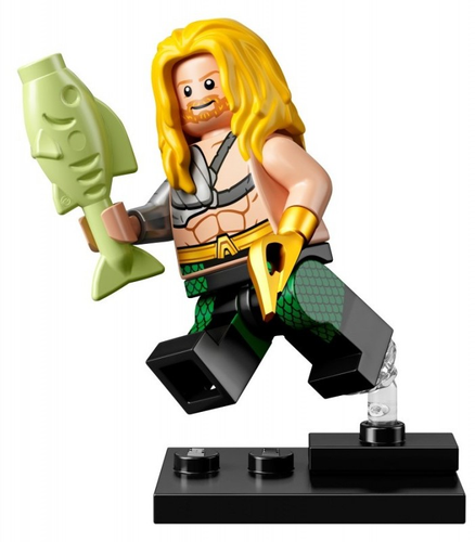 NEW DC SUPER HEROES LEGO MINIFIGURES SERIES 71026 - Aquaman
