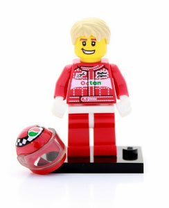 NEW LEGO MINIFIGURES SERIES 3 8803 - Race Car Driver