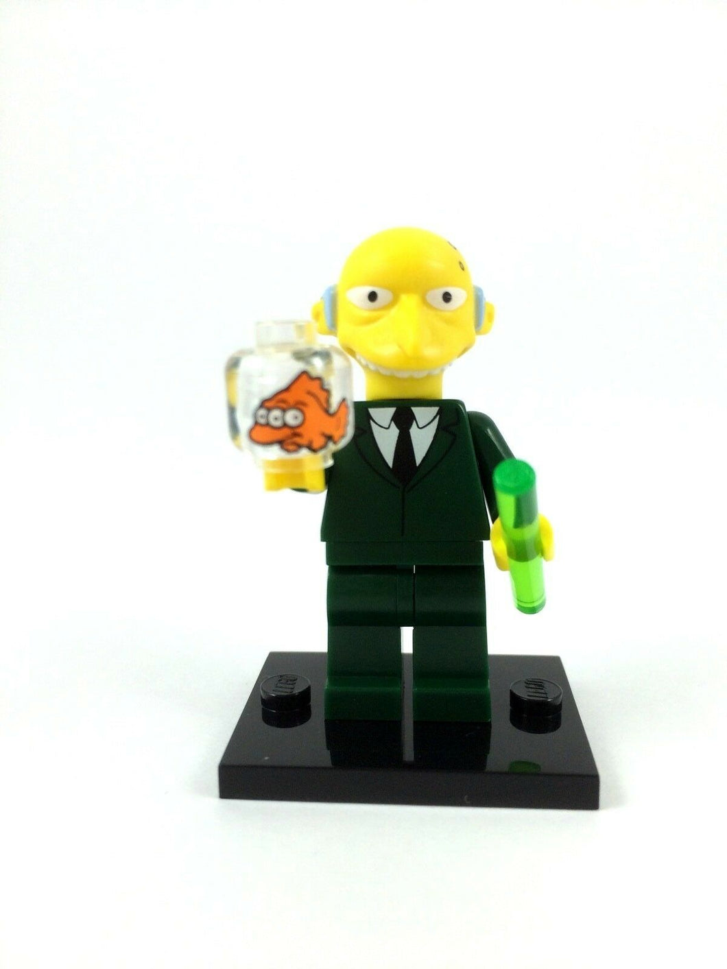 NEW LEGO 71005 MINIFIGURES SERIES S (Simpsons) - Mr. Burns