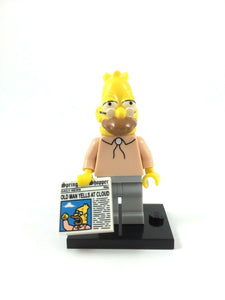 NEW LEGO 71005 MINIFIGURES SERIES S (Simpsons) - Grandpa Simpson