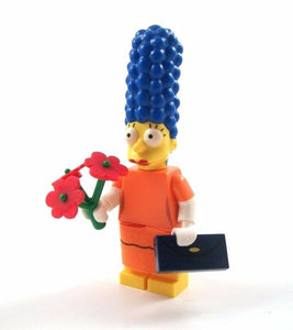 NEW LEGO 71009 MINIFIGURES SERIES Simpons Series 2 - Marge in an Orange Dress
