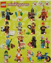 Load image into Gallery viewer, LEGO Series 19 Minifigures - Complete Set of 16 - 71025