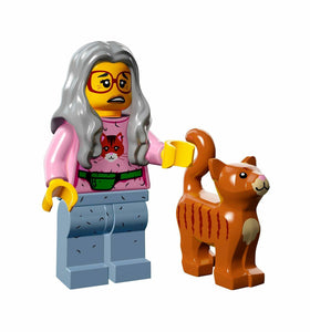 NEW THE LEGO MOVIE MINIFIGURES 71004 - Mrs. Scratchen-Post