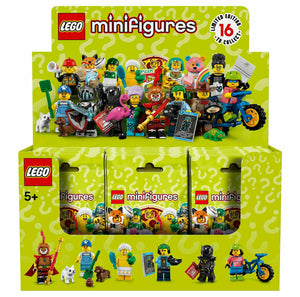 LEGO Series 19 Collectible Minifigures Case of 60 Minifigures 71025