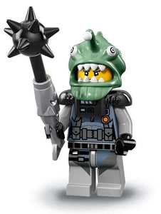 NEW LEGO NINJAGO MOVIE MINIFIGURES SERIES 71019 - Shark Army Angler