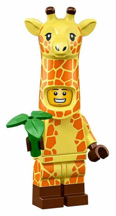 LEGO Minifigures Series Movie 2 / Wizard of Oz 71023 - Giraffe Guy