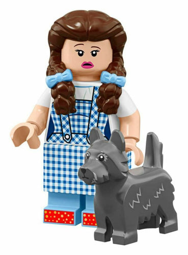 LEGO Minifigures Series Movie 2 / Wizard of Oz 71023 - Dorothy Gale & Toto