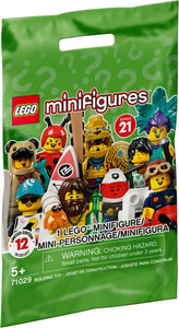 LEGO Series 21 Collectible Minifigures 71029 - Pug Costume Guy