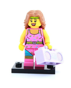 NEW LEGO MINIFIGURES SERIES 5 8805 - Fitness Instructor