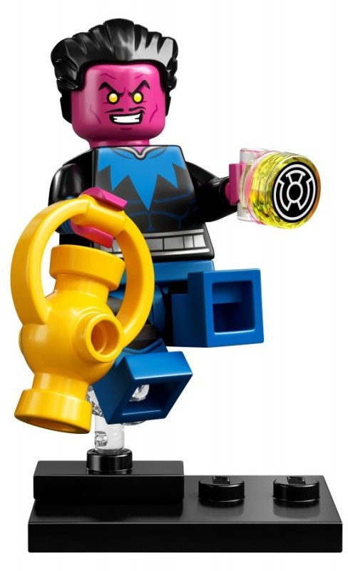 NEW DC SUPER HEROES LEGO MINIFIGURES SERIES 71026 - Sinestro